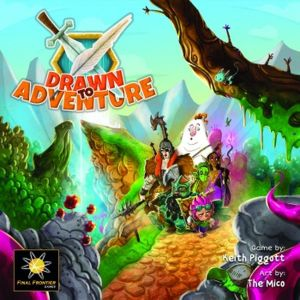 Drawn to Adventure engl.