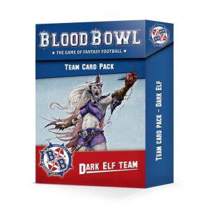 Dark Elf Team Card Pack