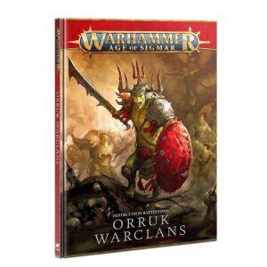 Battletome Orruk Warclans english