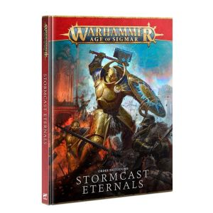 Battletome Stormcast Eternals english