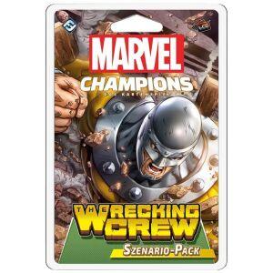 Marvel Champions - The Wrecking Crew deutsch.