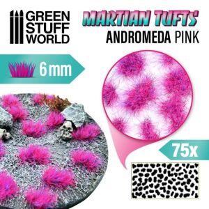 Gras Tuft Andromeda-Pink