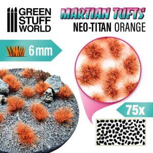 Gras Tuft Neo-Titan Orange