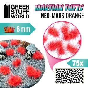 Gras Tuft Neo Mars Orange