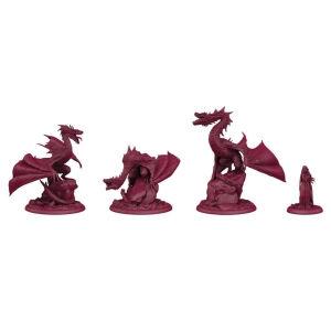 Targaryen Mother of Dragons (Mutter der Drachen)
