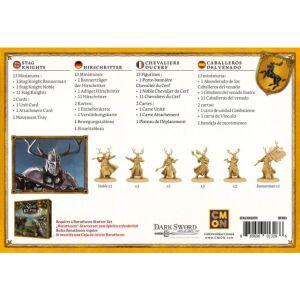 Baratheon Stag Knights (Hirschritter)