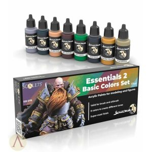 Essentials 2 Basic Colors Set