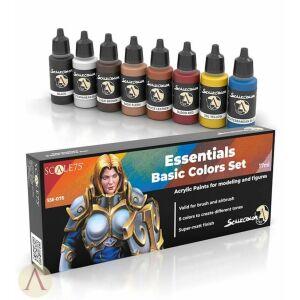 Essentials Basic Colors Set