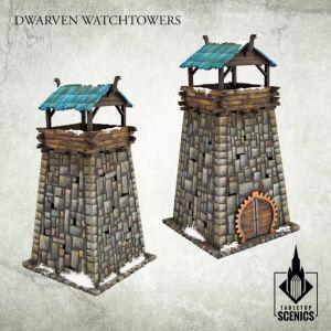 Dwarven Watchtowers (2)