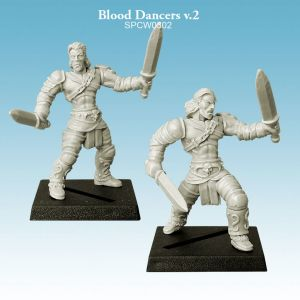 Blood Dancers v.2