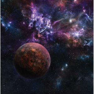 Gaming Mat Space Sector 6 3x3 Variante B