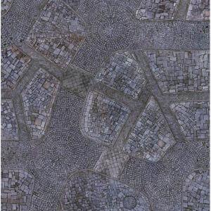 Gaming Mat Cobblestone City 3x3