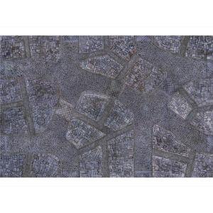 Gaming Mat Cobblestone City 6x4