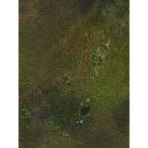 Spielmatte Sumpf 30x22 Zoll