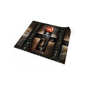 Spielmatte Engine Room 48x48 Zoll
