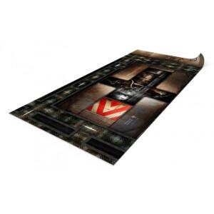 Spielmatte Engine Room 72x36 Zoll
