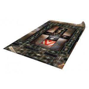 Spielmatte Engine Room 72x48 Zoll