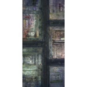 Spielmatte Future City 72x36 Zoll