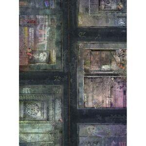 Spielmatte Future City 44x60 Zoll