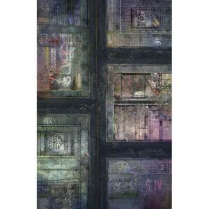 Spielmatte Future City 72x48 Zoll