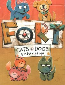 Fort - Cats & Dogs engl.