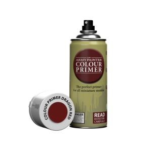 Color Primer Dragon Red