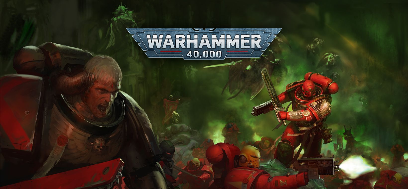 Blood Angels 9th Edition Release